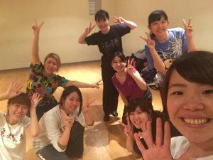 西東京ダンススクールリアン4.24